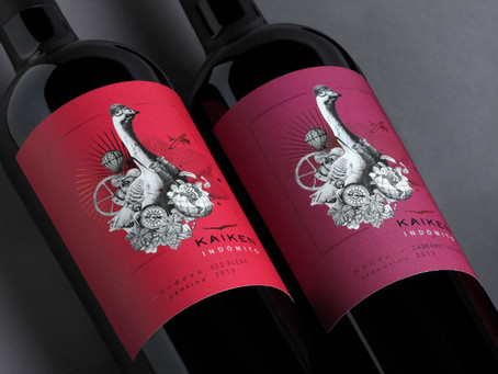 """Bodega Kaiken lanza """"Indómito"""" con dos ejemplares de uvas tintas"""