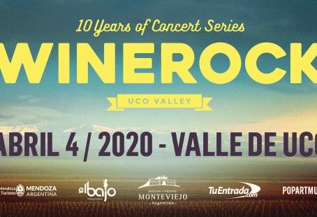 Winerock celebra sus diez años