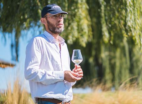 """Martín Kaiser: """"Nuestro compromiso es que cada vino lanzado eleve el reconocimiento de Alluvia"""""""