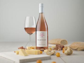 Martino Wines presenta su primer rosé de Merlot y Pinot Noir