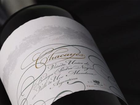 """""""Chacayes 2015"""" de Piedra Negra, entre los 10 mejores vinos del mundo según Wine Spectator"""