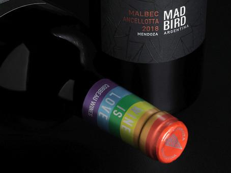 """Corbeau Wines apoya la diversidad con """"Wine is Love"""""""