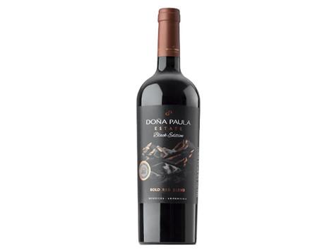 Doña Paula Estate Black Edition, entre los elegidos de Wine Enthusiast 2021