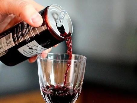 El INV autoriza el envase de vinos en lata