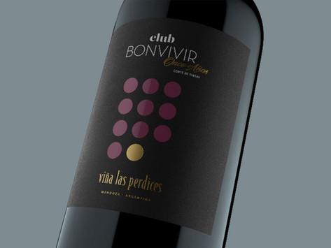 BONVIVIR celebra su 11° con un blend de tintas edición especial