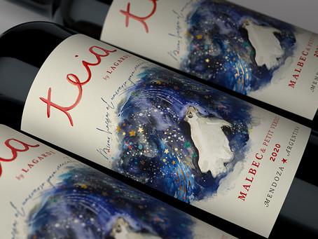 Lagarde lanzó su nueva línea de vinos cofermentados: Teia