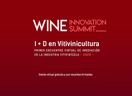 Wine Innovation Summit lanza su primera edición el 4 de noviembre