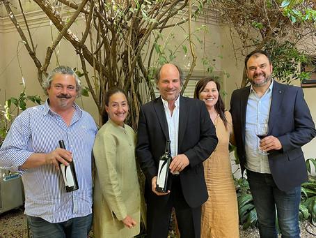 """Humberto Canale y Bodega Lagarde se unen para lanzar """"Dos Cielos"""""""