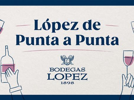 """Bodegas López presenta una nueva edición de """"López de Punta a Punta"""""""