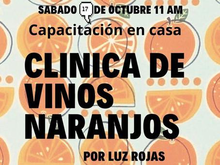Luz Rojas y Mariana Achaval realizarán una clínica de naranjos el sábado 17 de octubre