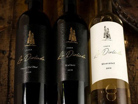 """Finca La Diolinda suma dos nuevas líneas a su oferta de """"vinos para romper estructuras"""""""