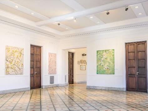 Bodega los Toneles presenta la obra de Patricia Suarez Roggerone