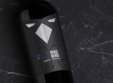 Corbeau Wines presentó su Mad Bird Cabernet Sauvignon