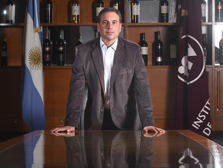 """Martin Hinojosa: """"Argentina es una marca país en sí misma"""""""
