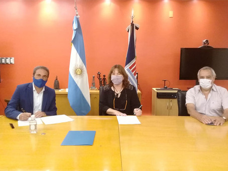 El INV y el INTA firman convenio de acción conjunta