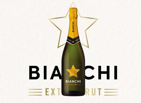Bianchi Estrella Extra Brut renueva su imagen