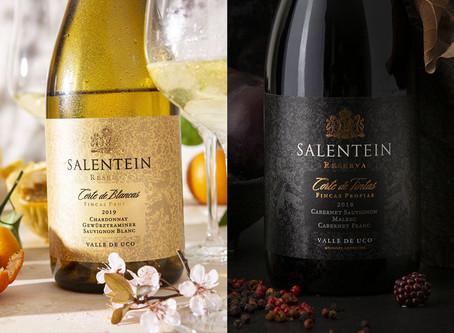 Bodegas Salentein lanza dos nuevos blends al mercado