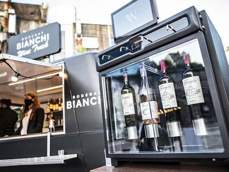 """Bodegas Bianchi cierra el año con el """"Wine Truck Bodegas Bianchi Experience"""""""