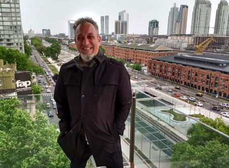"""Diego Di Ciccio: """"Queremos dar a conocer el vino argentino en mercados no tradicionales"""""""