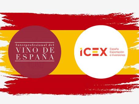ICEX y la OIVE firman acuerdo para la promoción del vino español
