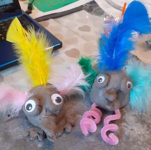 Funky Punky Chicks Workshop