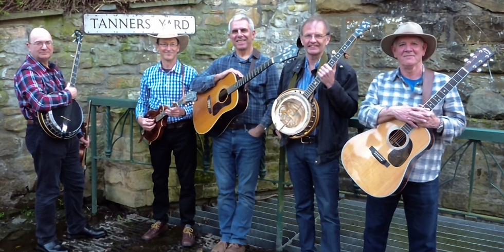 Pete Ward & Friends, and Tanners Yard