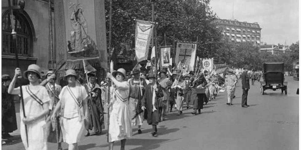 Women's Rights to Human Rights: How Women changed the World