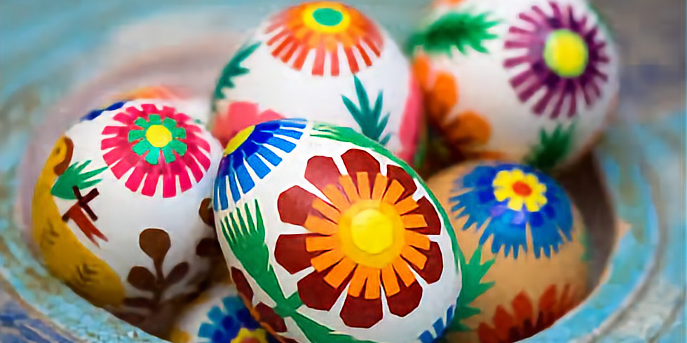 Easter Crafts for young People