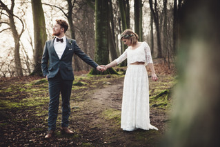 Bryllupsfotograf Aarhus