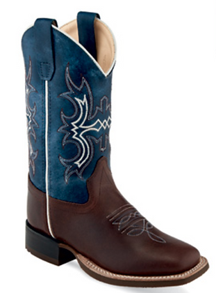 Jama Youth Western Boot