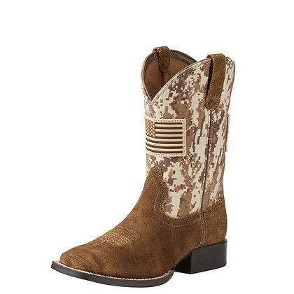 Ariat Patriot Children's Western Boot