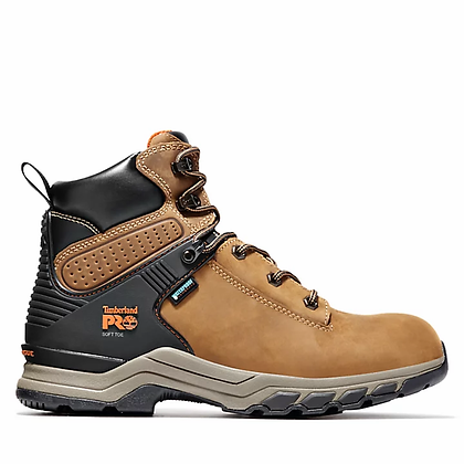 """MEN'S TIMBERLAND PRO® HYPERCHARGE 6"""" SOFT TOE WORK BOOTS"""