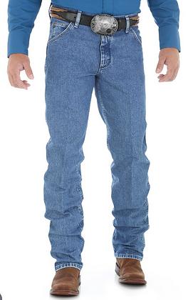 Premium Performance Cowboy Cut Regular Fit Jean
