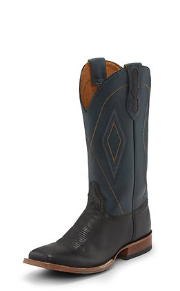 Tony Lama Jasper Black Western Boot