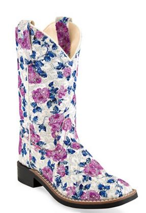 Jama Children's Western Boot