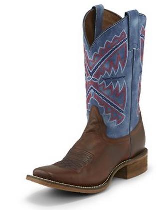 Nocona Naida Blue Women's Boots