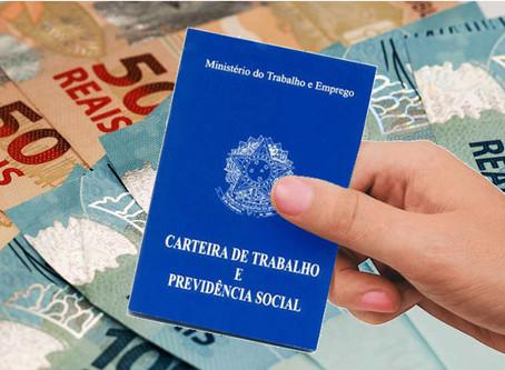 Empréstimo para quem tem carteira assinada mesmo negativado.