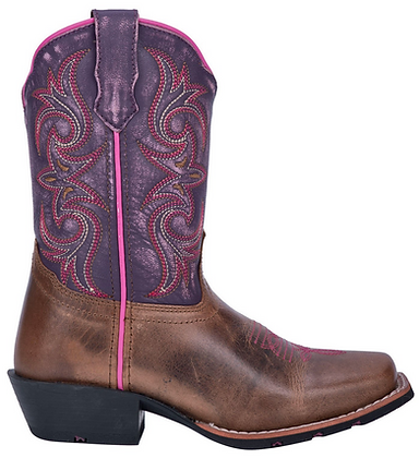 Dan Post Majesty Leather Youth Boot