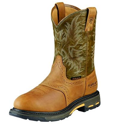 Ariat WorkHog Waterproof Work Boot