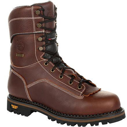 Georgia Amp Lt Logger Waterproof Insulated Work Boot