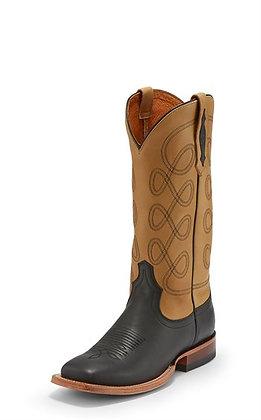 Tony Lama Naomi Buckskin Western Boot