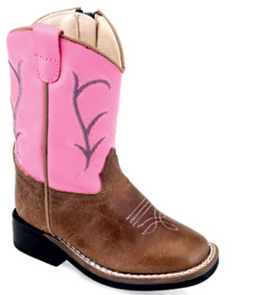 Old West Toddler Western Boot