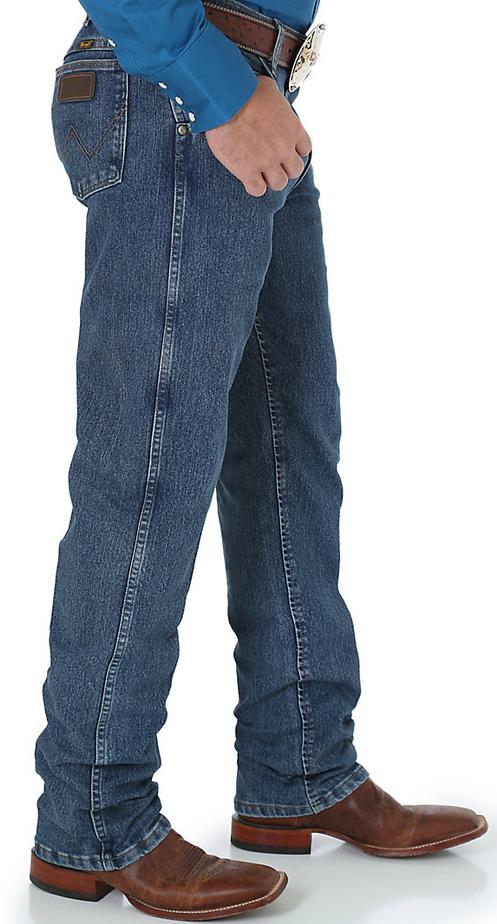 e3001006 Premium Performance Advanced Comfort Cowboy Cut Regular Fit Jeans. SKU:  47MACMT. Styling: Classic Five Pocket ...