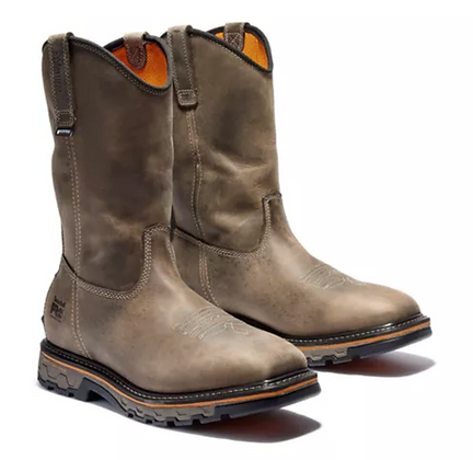 TIMBERLAND PRO® TRUE GRIT WATERPROOF SOFT-TOE PULL-ON BOOTS
