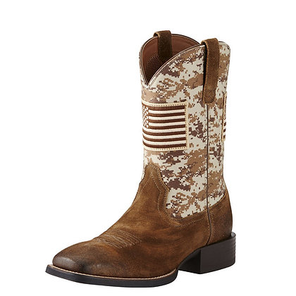 Ariat Patriot Youth Western Boot