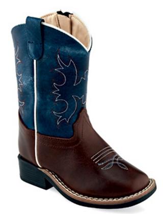 Jama Toddler Western Boot
