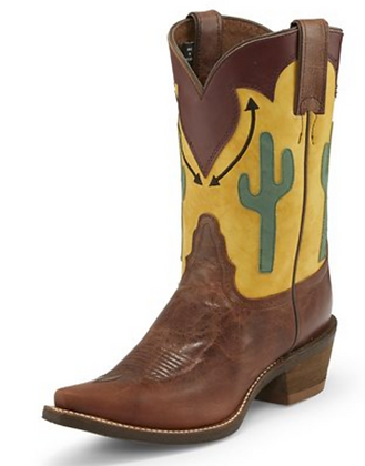 Nocona Phoenix Brown Women's Boot