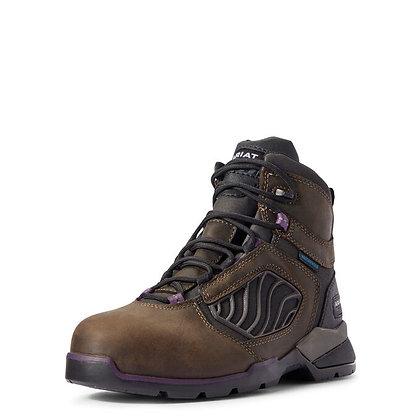 "Ariat Rebar Flex 6"" Waterproof Carbon Toe Work Boot"