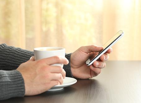Agora você pode solicitar seu empréstimo online!