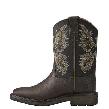 Ariat Youth WorkHog Boot